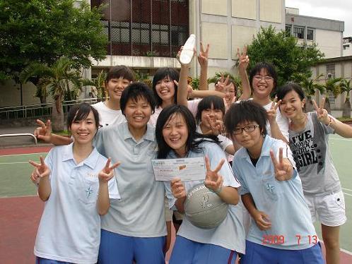 2009-狀元杯3-3尬籃(女生組)